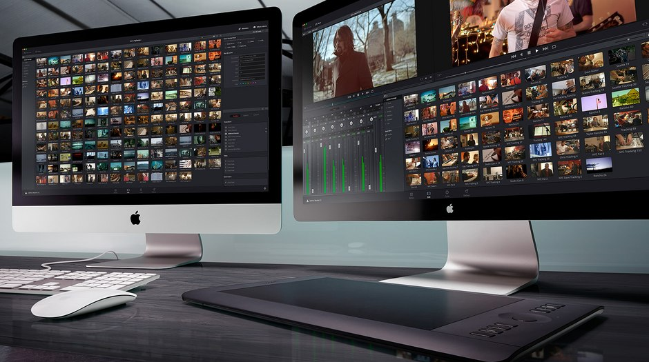 Blackmagic Design Announces Public Beta For Davinci Resolve 12 Animation World Network