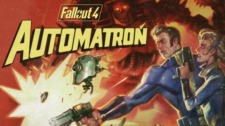 Review Fallout 4 Automatron Dlc Animation World Network