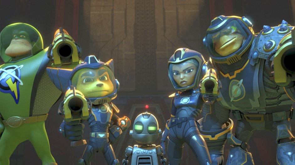 Kevin Munroe Talks 'Ratchet & Clank'