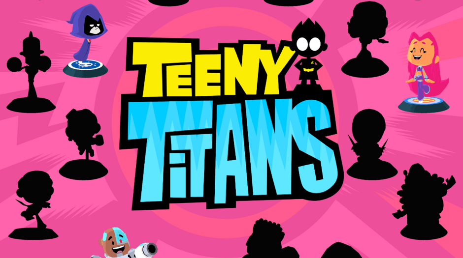 Cartoon Network Launching First Teen Titans Go Animation World Network