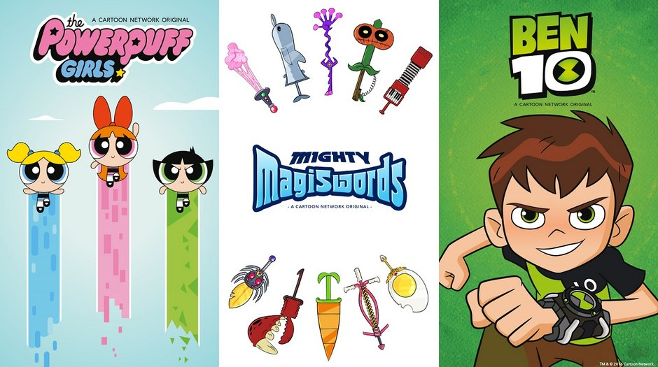 Cartoon Network Heroes On Route to Annecy | Animation ...