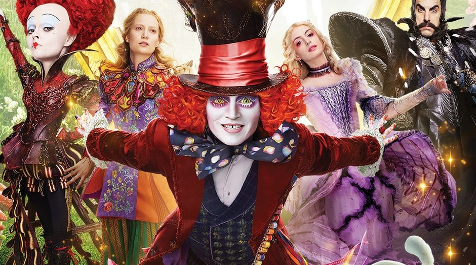 Disney S Alice Through The Looking Glass Journeys Home