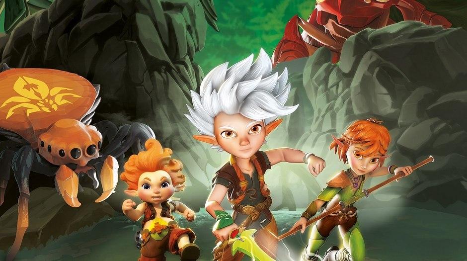 Arthur And The Minimoys Joins Studio 100 Portfolio Animation World Network