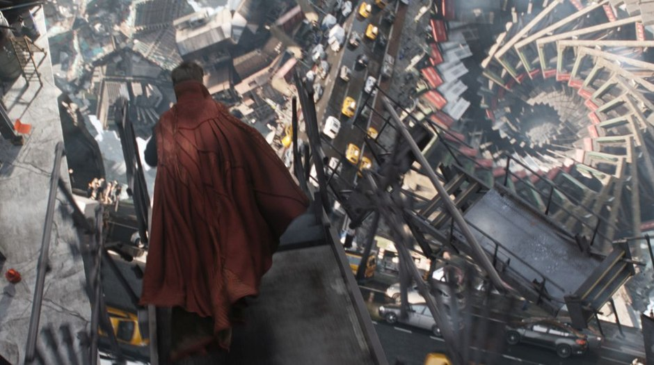 Stephane Ceretti And The Vfx Of Doctor Strange Animation World
