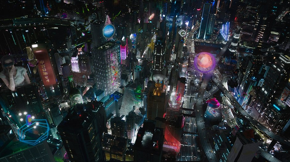 Mpc Delivers Futuristic Spectacle For Ghost In The Shell Animation World Network