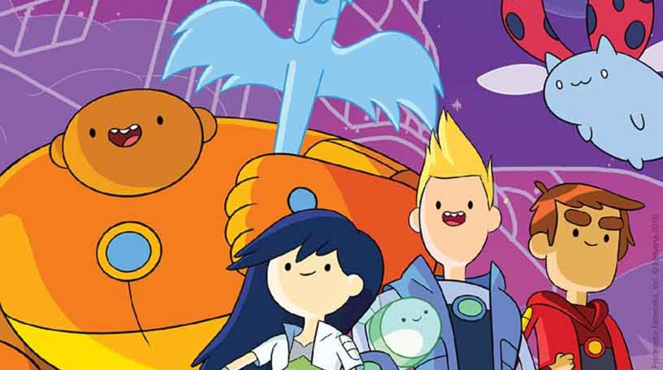 nelvana s animated comedy series bravest warriors comes to tv