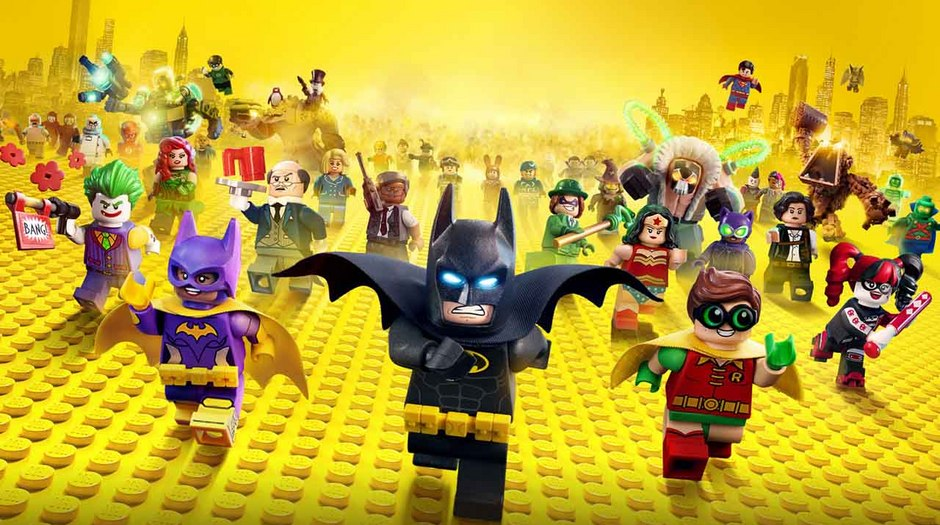 The LEGO Batman Movie' Comes to Home Media | Animation World Network