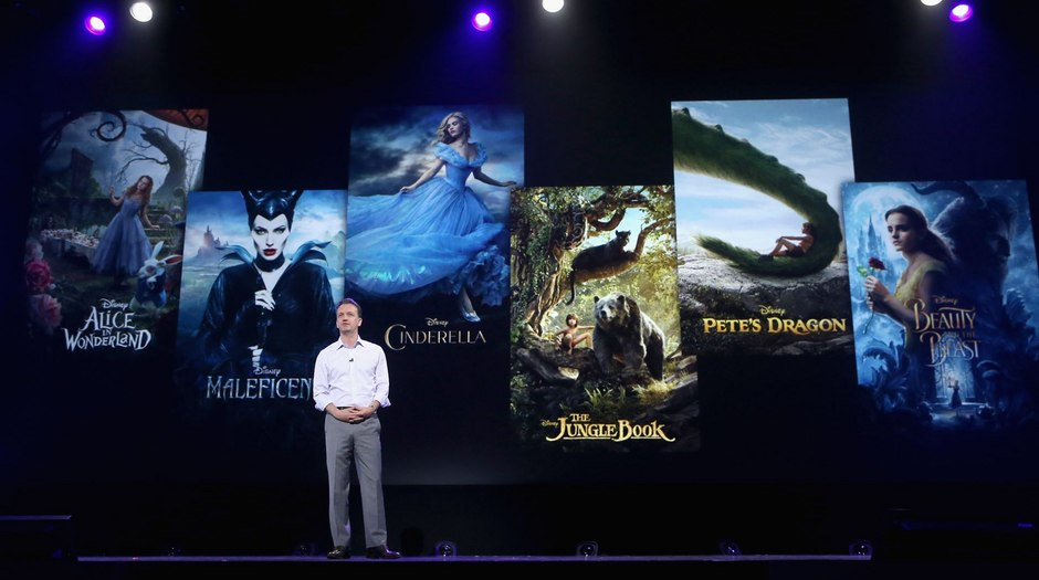 Disney Showcases Live-Action Slate at D23 Expo 2017 ...