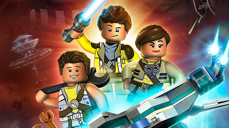 LEGO Star Wars' Leaps into Hyperspace on Disney XD   Animation ...
