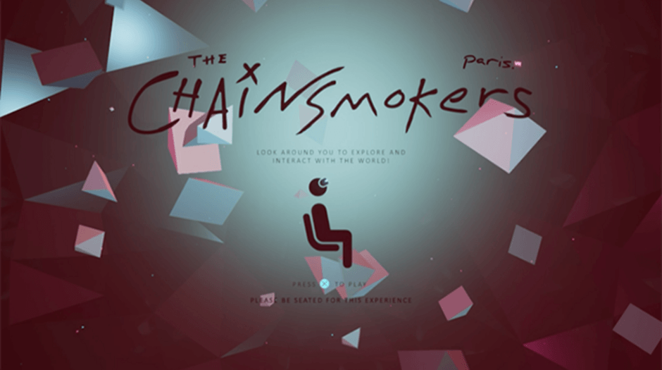 Unreal Engine Powers The Chainsmokers' Paris VR Experience