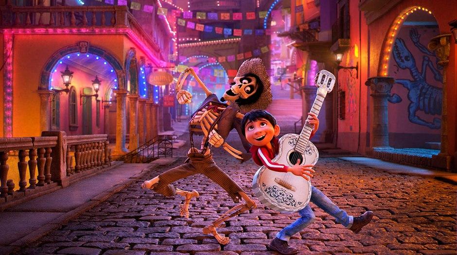 Original Songs, Mexican Sounds Set for Pixar's 'Coco