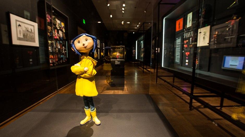 Portland Art Museum Opens Laika Exhibit Animation World Network