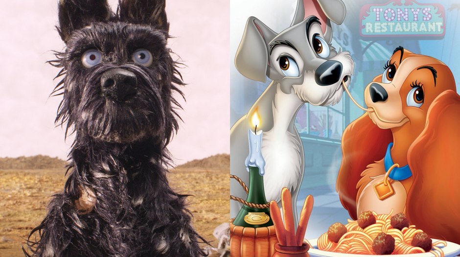 Review A Tale Of Two Dogtoons Isle Of Dogs And Lady And The Tramp Animation World Network