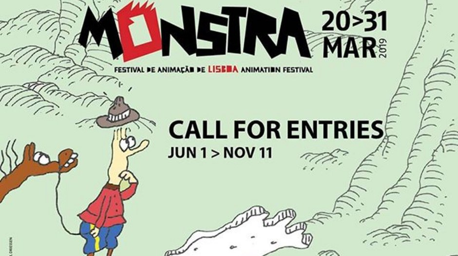 MONSTRA Accepting Submissions For 2019 | Animation World Network