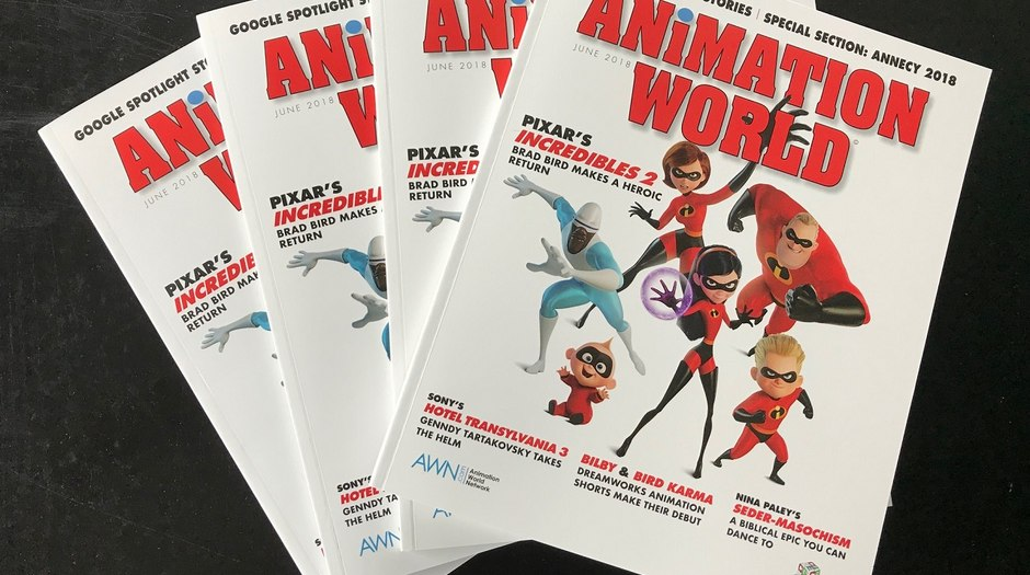 Free Download: Special Annecy 2018 Edition of ANIMATIONWorld
