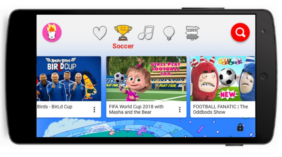 Angry Birds,' 'Masha' Cheer on World Cup on YouTube Kids