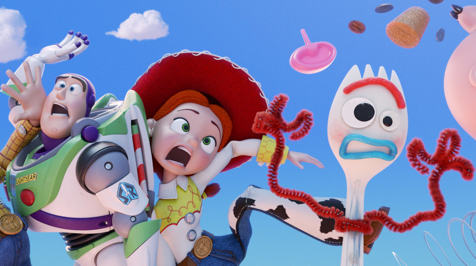 Watch Tony Hale Voices Forky The Spork In New Toy Story