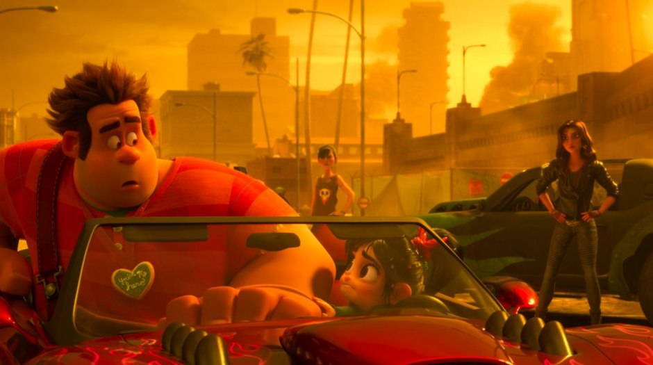 Review: 'Ralph Breaks the Internet' | Animation World Network