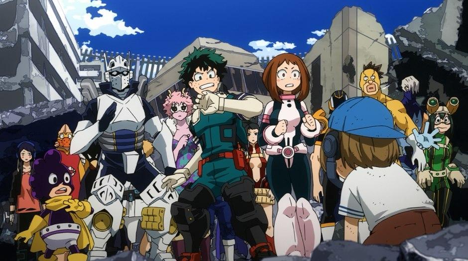 Hulu, Funimation Expand Anime Partnership in New Multi-Year
