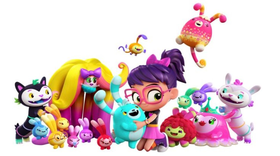 Animated Preschool Series Abby Hatcher Premiering