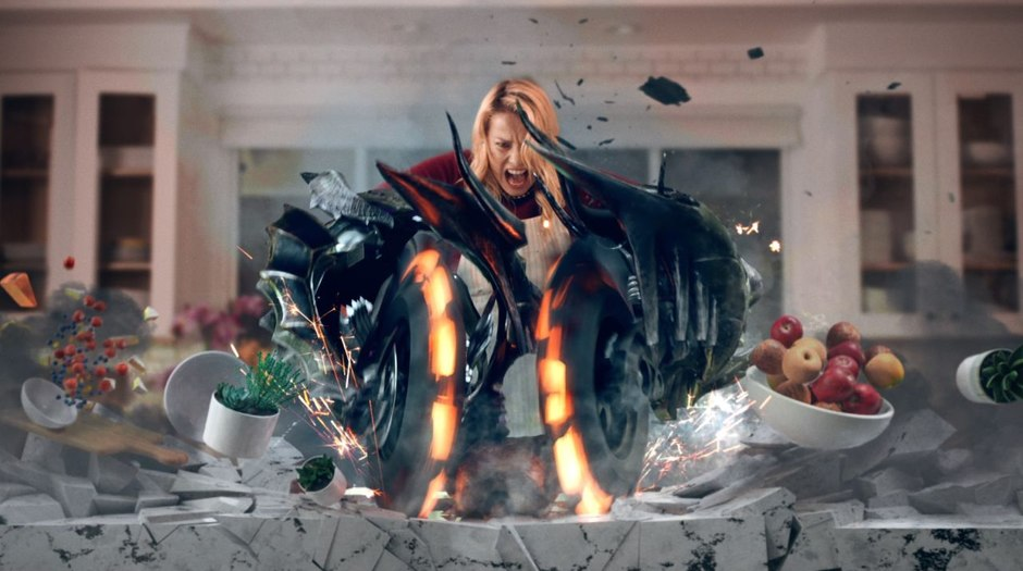 WATCH: Lord Danger Delivers New Trailer for Capcom's 'Devil May Cry 5'