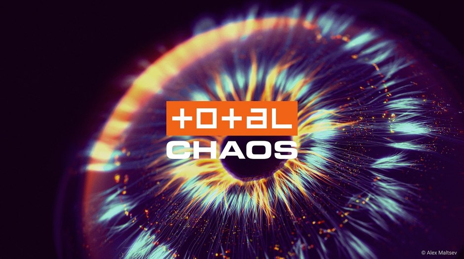 Total Chaos Returns with The Fusion of Art & Technology May 16 -18, 2019