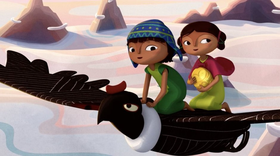 Juan Antin's Acclaimed Animated Feature 'Pachamama' Debuts on Netflix