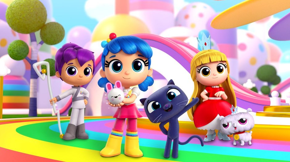 'True and the Rainbow Kingdom' Travels the World with New Broadcast