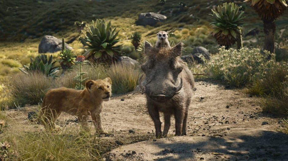 Disney's 'The Lion King' Now Available on Digital in HD, 4K Ultra HD
