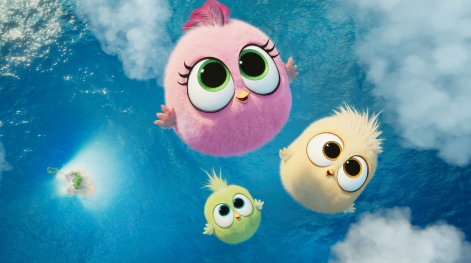 Exclusive Clip Go Behind The Scenes With The Hatchlings Of The Angry Birds Movie 2 Animation World Network