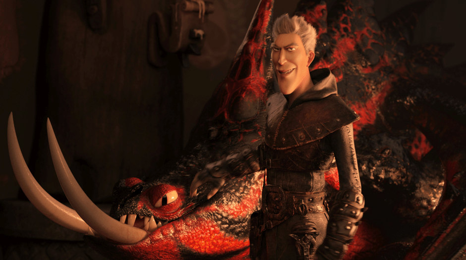 How To Train Your Dragon The Hidden World Takes Home Two Top Voicearts Awards Animation World Network