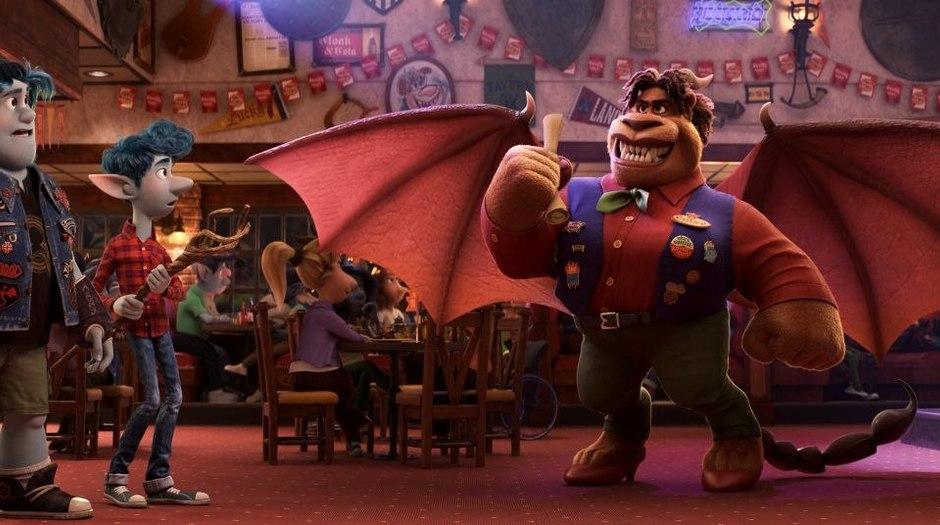 CLIPS: New Pixar's 'Onward' Voice Cast Featurette and TV Spot