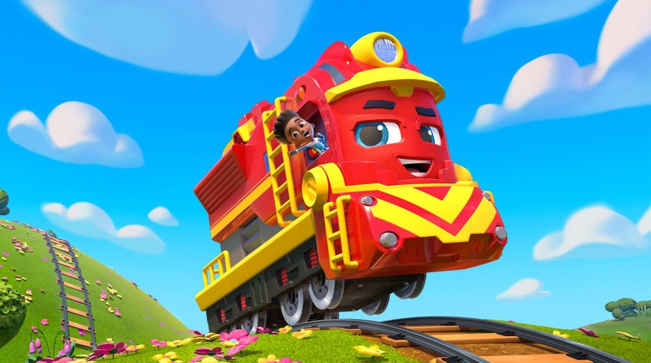 Netflix Announces CG-Animated 'Mighty Express' Series from 'PAW Patrol' Creative Team