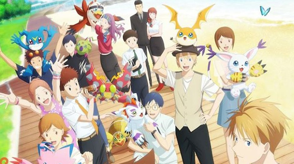 Resultado de imagen de Digimon Adventure LAST EVOLUTION Kizuna