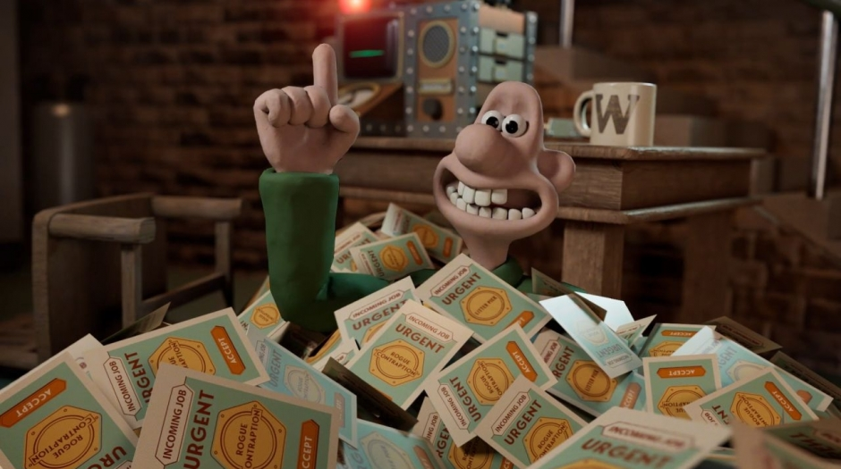 Wallace & Gromit's 'The Big Fix Up' AR/MR App Released Today