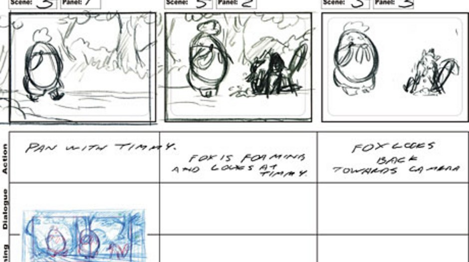 Concept to Creation: Story and Storyboards | Animation World