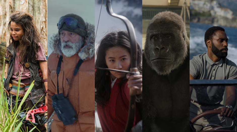 On the Road to the 93rd Oscars: The Visual Effects Nominees