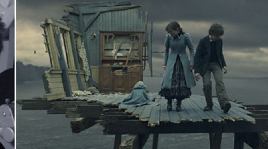 Lemony Snicket's A Series of Unfortunate Events': `Fellini for the