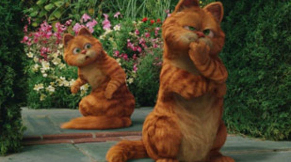 The Cat S Meow Garfield A Tail Of Two Kitties Animation World Network
