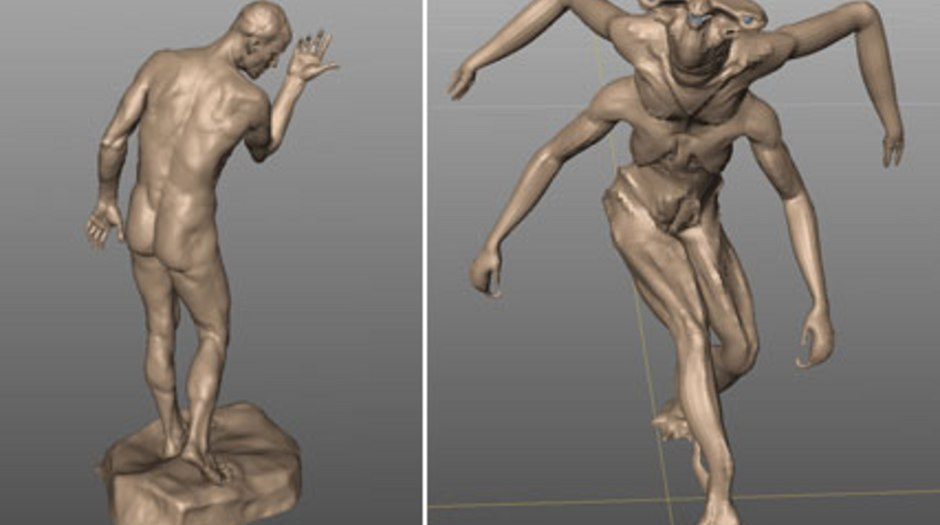 Mudbox Preview: A Dream Come True for 3D Artists | Animation