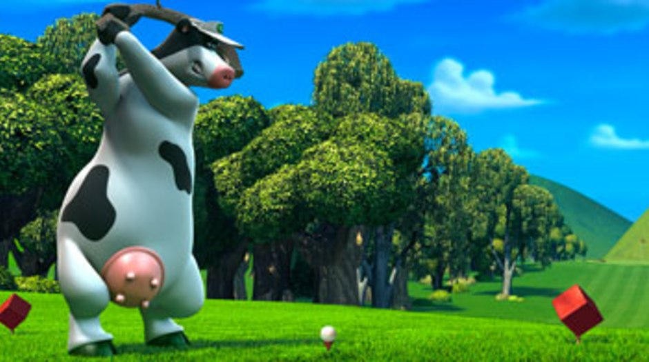 Udderly Ridiculous: The Making of 'Barnyard'   Animation