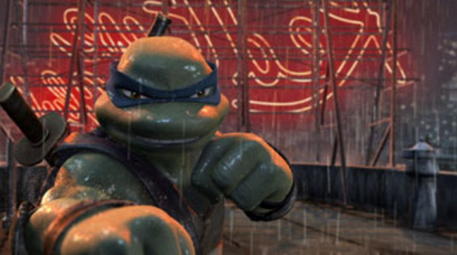 Tmnt The Turtles More Animated In Cg Animation World