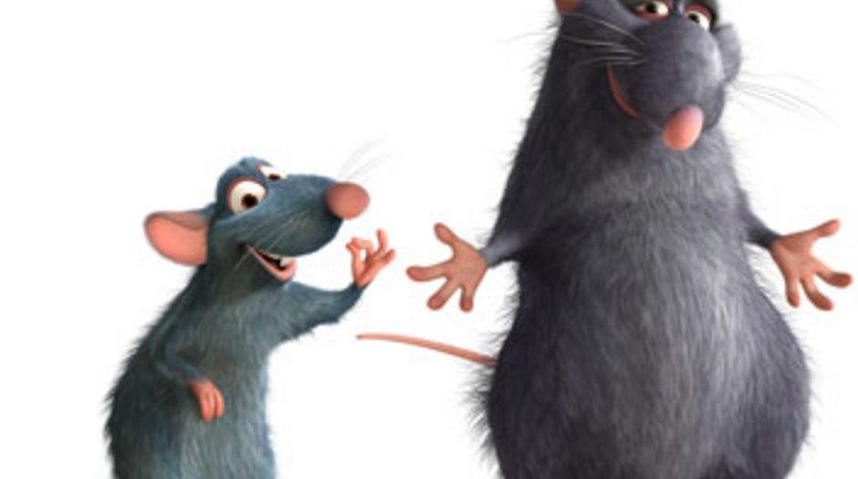 Ratatouille Pixar Style Bon Appetit Animation World Network