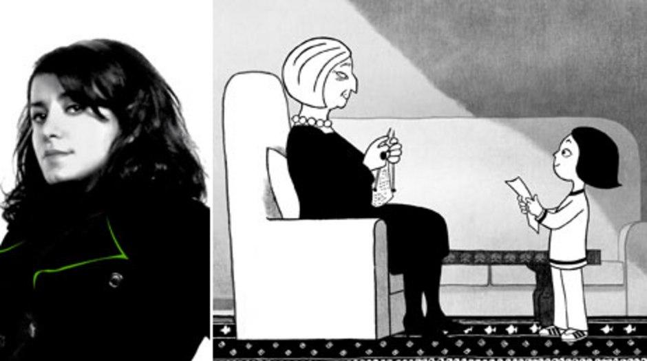 Life During Wartime Persepolis Creators Talk Animation World Network