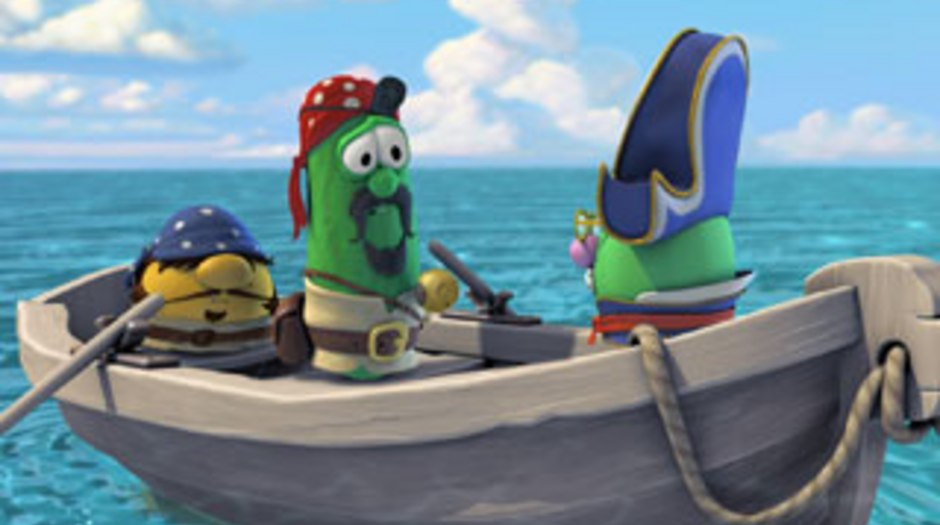 Seriously Silly The Pirates Who Dont Do Anything Animation