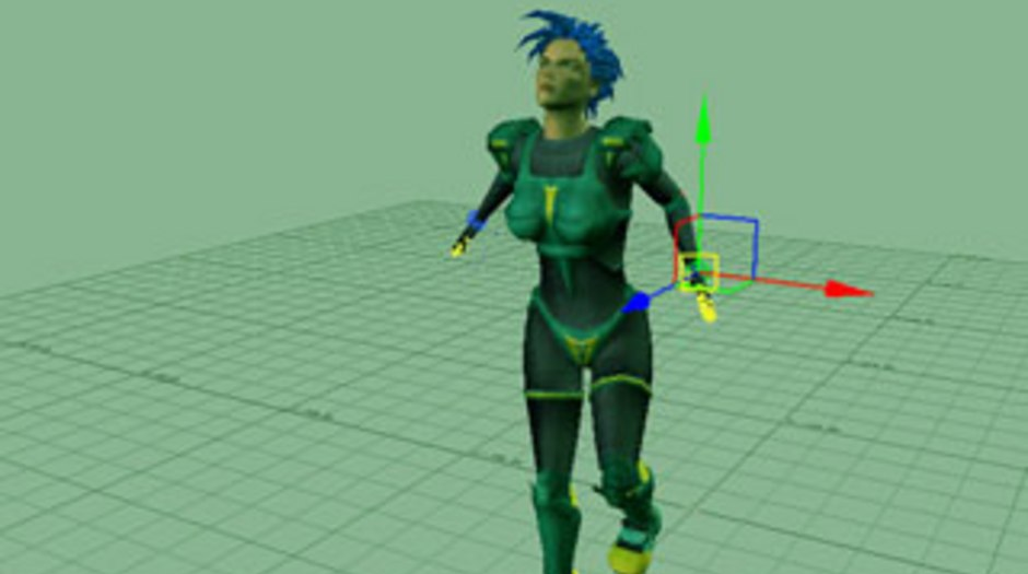 MotionBuilder 2009 Review: Greater Realtime Capabilities | Animation