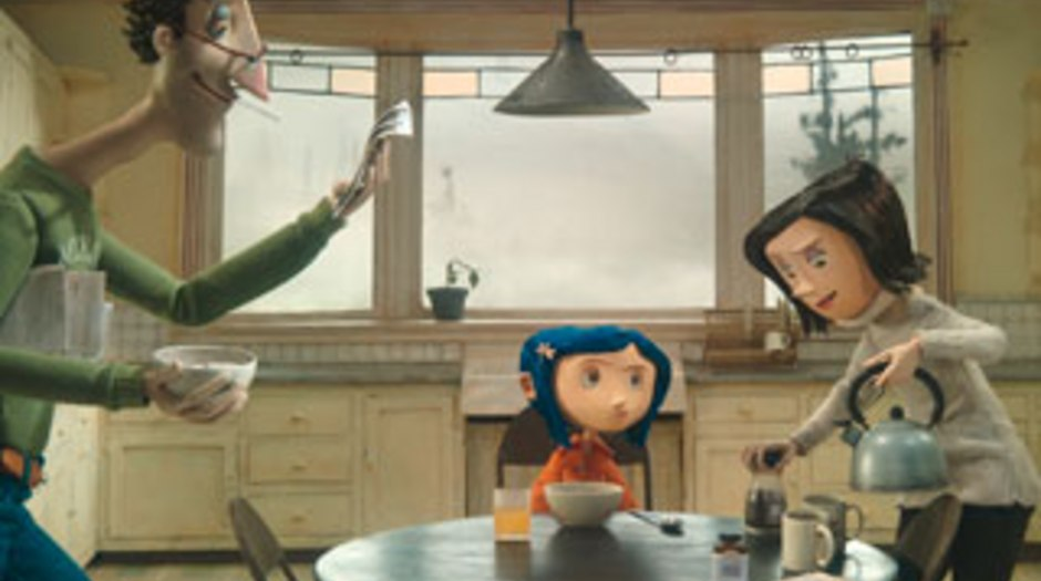 Selick Talks Coraline The Electricity Of Life Animation World Network