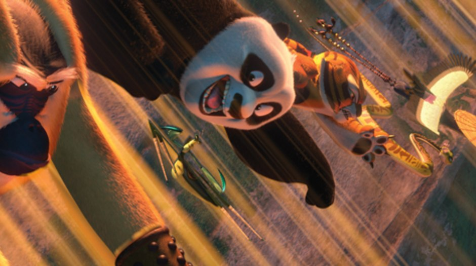 Getting More Fast And Furious For Kung Fu Panda 2 Animation World Network