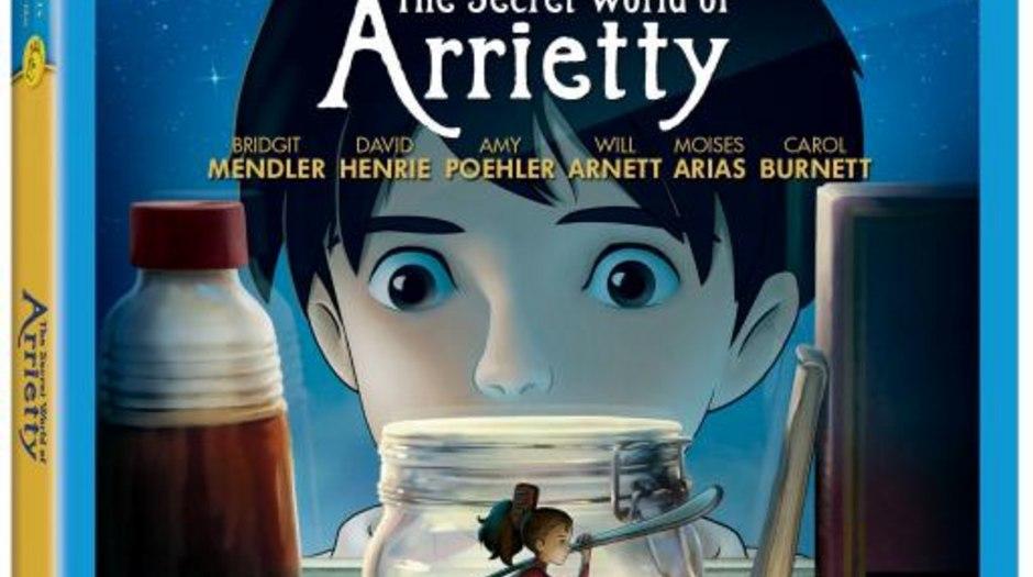 the secret world of arrietty torrent