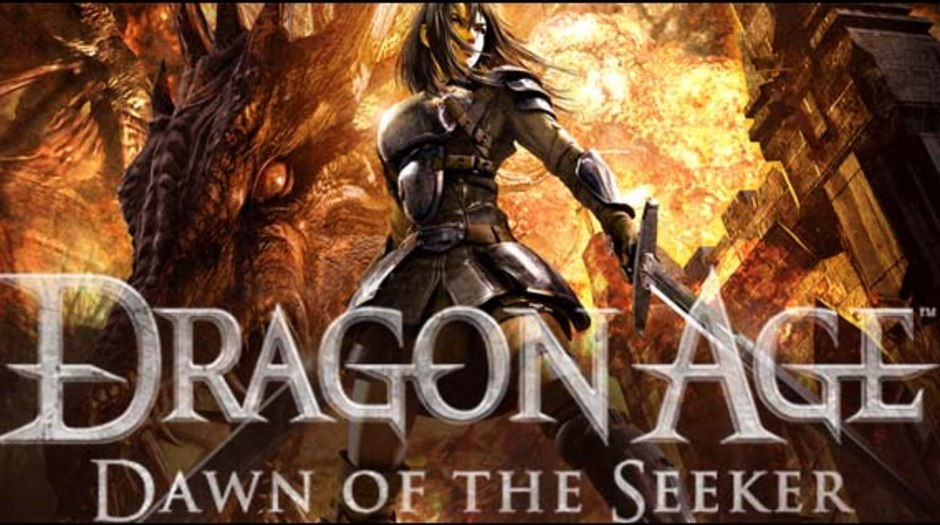 Dragon Age Dawn Of The Seeker Now Available On Blu Ray Dvd Review Animation World Network